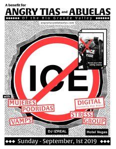 Digital, Mujeres Podridas, Stress Group, Vämps & DJ Iz Real @ Hotel Vegas