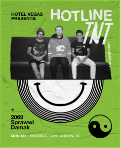 Hotline TNT (MN), 2069, Sprawwl, Damak