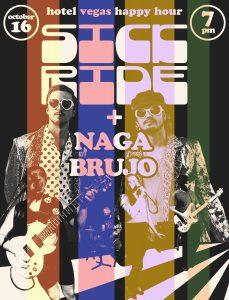 Naga Brujo / Sick Ride