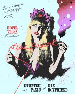 Noise Pollution & Hotel Vegas Present: Lisa Prank, Stretch Panic, and Hex Boyfriend