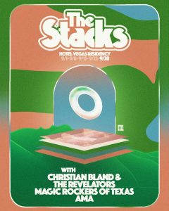 The Stacks, Christian Bland, Magic Rockers of Texas, AMA