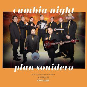 Cumbia Night!