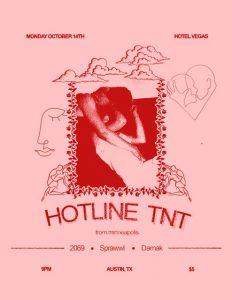 Hotline TNT (MN), 2069, Sprawwl, Damak