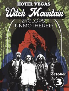 Witch Mountain, Unmothered, Zyclops