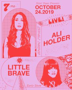 Ali Holder & Little Brave