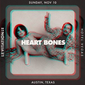 LEVITATION: Late Night Afterparty with Heartbones