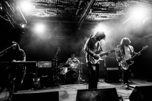 Coattails, Amplified Heat, The Broken Things, & White Dog