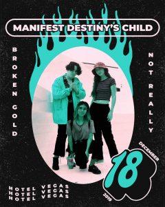 Manifest Destiny's Child, Broken Gold, Not Really