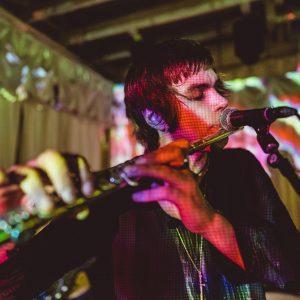 Nolan Potters Nightmare Band, Hankie Doodle, Nino // Kelsey