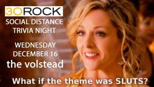 30 Rock Trivia Night @ Hotel Vegas & The Volstead
