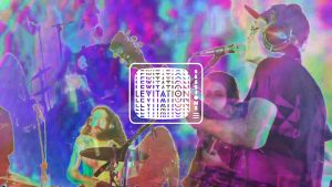 LEVITATION Sessions: Frankie & The Witch Fingers (Livestream) @ Online