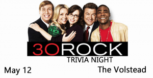 Trivia Night - 30 Rock @ Hotel Vegas & The Volstead