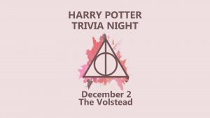 Harry Potter Trivia Night @ Hotel Vegas & The Volstead
