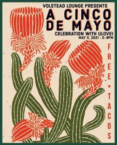 Cinco de Mayo Fiesta with ulovei (Free Tacos!)