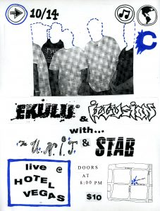 Ekulu & Illusion with The U.N.I.T. (SATX) & Stab
