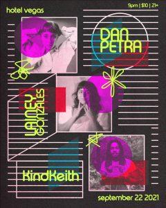 Dan Petra, Lainey Gonzales, KindKeith