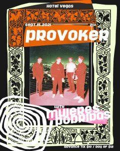 Provoker w/ Mujeres Podridas
