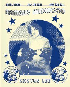 Ramsay Midwood & Cactus Lee