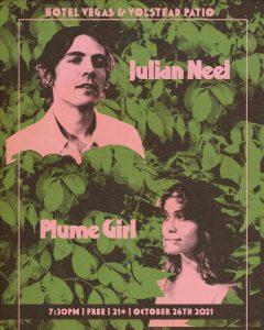 FREE: Julian Neel & Plume Girl (Sowmya of Felt Out)
