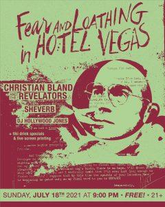 Fear & Loathing In Hotel Vegas!