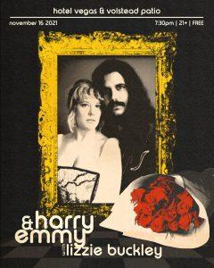 FREE: Harry & Emmy + Lizzie Buckley