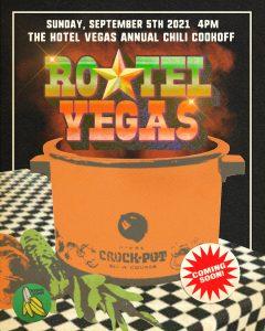 Rotel Vegas!
